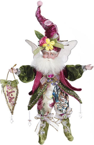 Best Mom Fairy Small 10""
