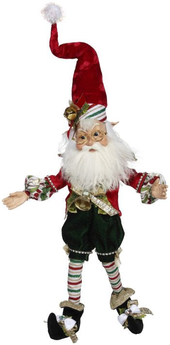 Northpole Candycane Elf, Medium By Mark Roberts