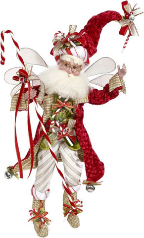 CANDY CANE FAIRY, Medium, 51-97152, Mark Roberts