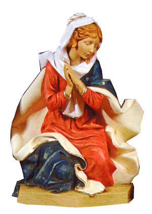"MARY, BLESSED MOTHER  20"", Fontanini, 53412"
