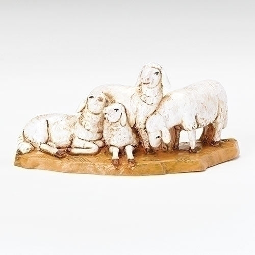 "SHEEP HERD FOR 54097, 5"" Fontanini, 54098"