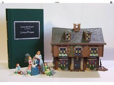 Little Women The March Resident set/4, 56.56606