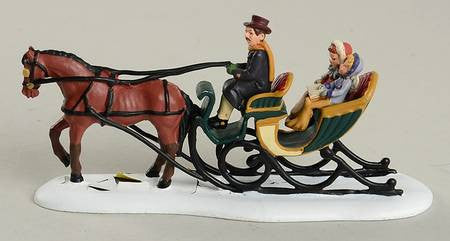 Season's Bay, Afternoon Sleigh Ride