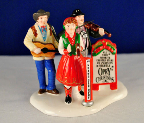 Grand Ole Opry Carolers, Snow Village, 56.54867