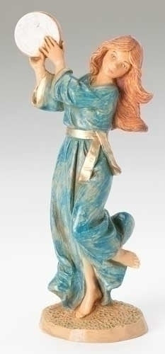 "DINAH THE DANCER 5"" Fontanini, 57580"