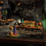 Witch Hollow Supply Car, Holloween Train