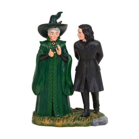 Snape & McGonagall, 6003331, Harry Potter