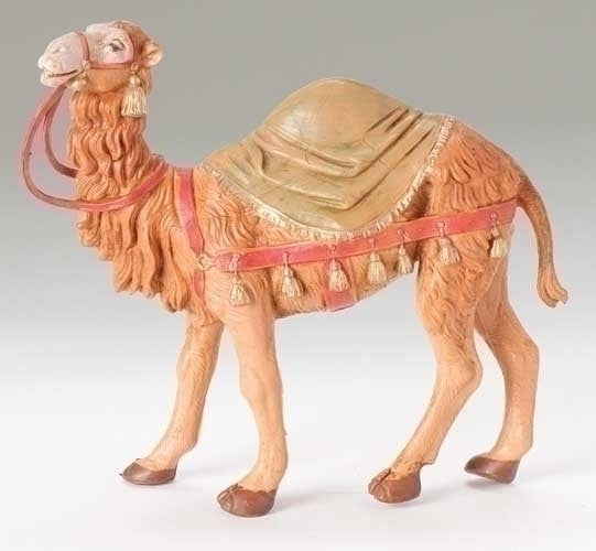Fontanini CAMEL WITH BLANKET