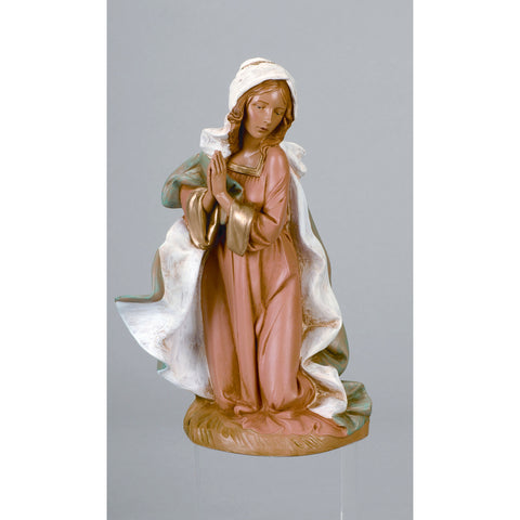 "Mary Blessed Mother 12"" Fontanini, 72912"