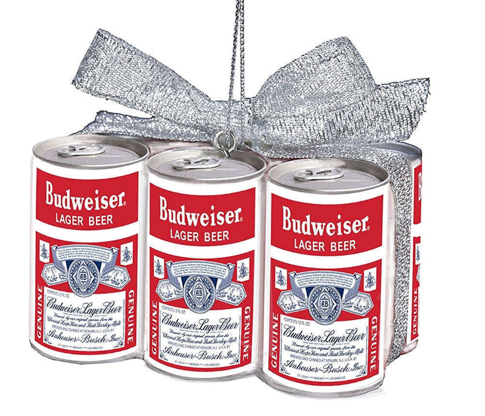Budweiser Vintage Cans