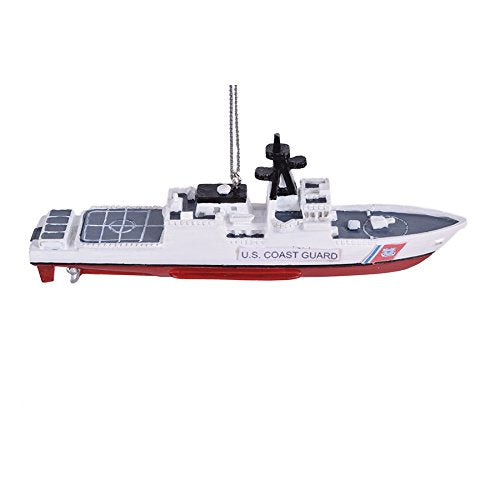 U.S. Coast Guard® Air Craft Carrier Ship Ornament