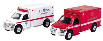 Ambulance, Die-Casted