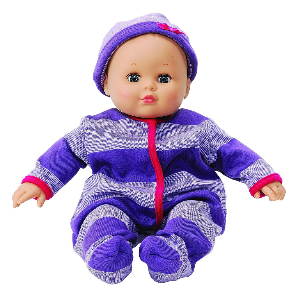 Babble Baby Doll, Purple, Madame Alexander