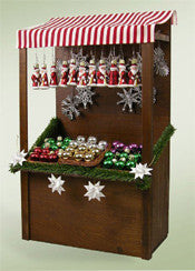 Byers Cho Choice Glass Ornament Stall
