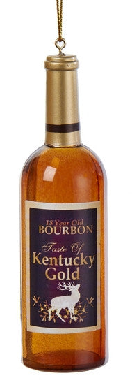 BOURBON BOTTLE ORNAMENTS T1624