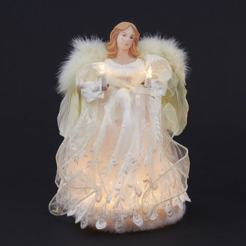 ANGEL 10/L IVORY TREE TOPPER