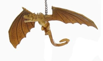 GAME OF THRONES DRAGON VISERION ORNAMENT, GO2161
