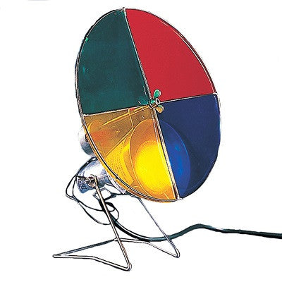 Early Years Nostalgic Revolving Color Wheel, UL0541