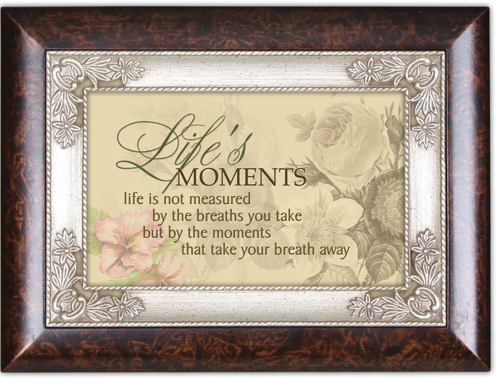 Cottage Garden Italian Style Life's Moments Music Box