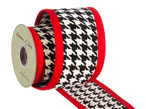 Houndstooth Ribbon