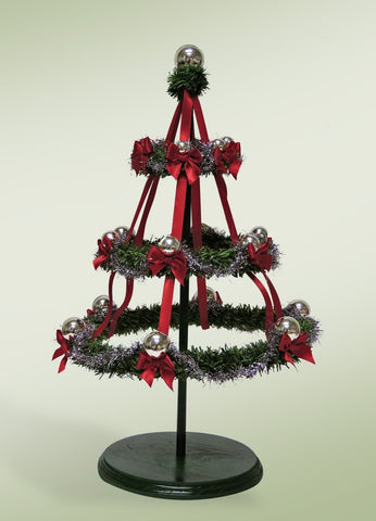 Three-Tier Hoop Tree, Byers Choice, TR3B