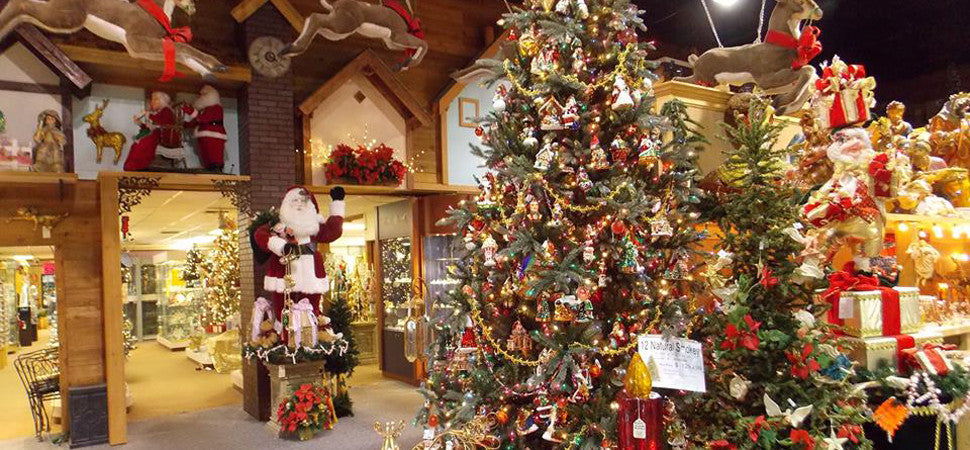 1 - Christmas Decoration Store