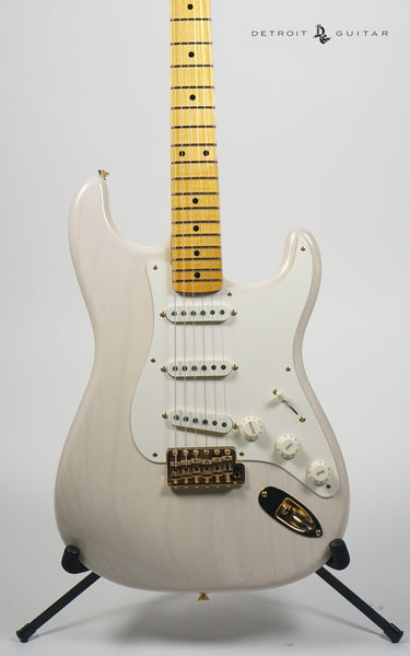 Fender Custom Shop Vintage Custom '57 Strat Aged White Blonde