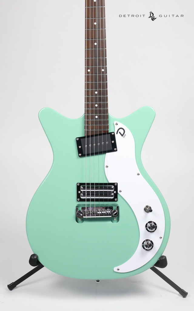 Danelectro 59X Light Aqua