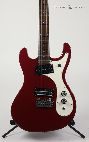 Danelectro 64XT Blood Red