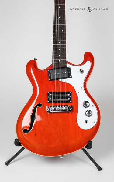 Danelectro '66 Transparent Orange