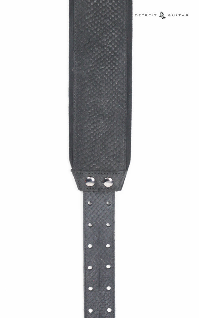 Right On Jazz Reptile Black Strap