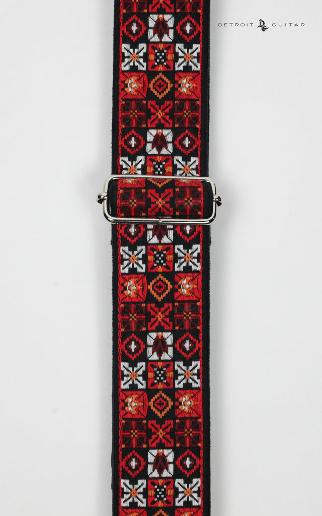 Right On Standard Plus Hendrix Red Strap