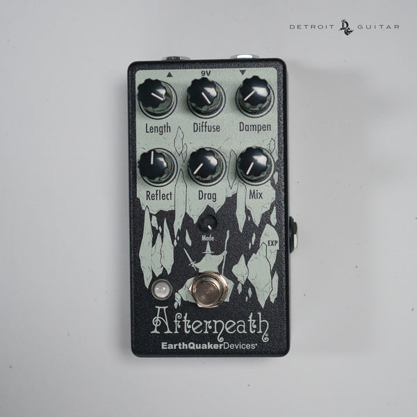 EarthQuaker Devices Afterneath V2 Otherwordly Reverberator