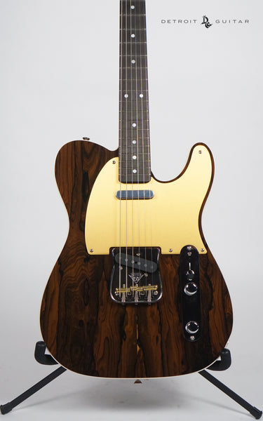 Fender Custom Shop Artisan Ziricote Telecaster Aged Natural w/ Case