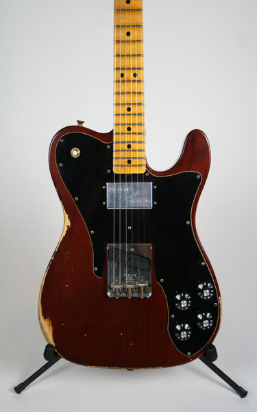 Fender Custom Shop Limited 1972 Tele Custom Relic Aged Walnut
