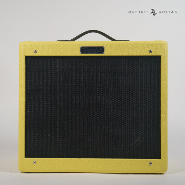 Fender Limited Edition Blues Junior IV Graffiti Yellow