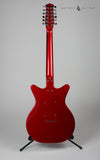 Danelectro '59 Vintage Specs 12 String Red Metallic