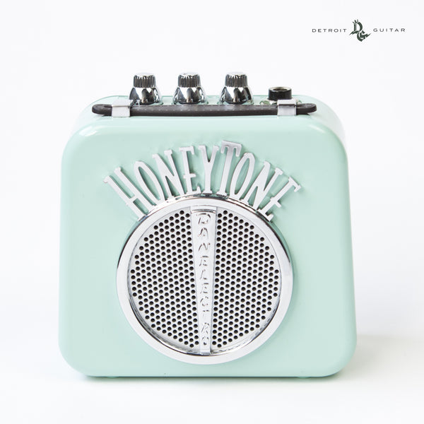 Danelectro Honeytone Mini Amp Aqua