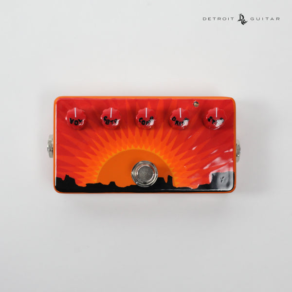 ZVex Fuzz Factory Hand Painted One-of-a-Kind