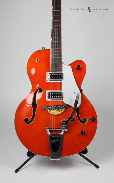 Gretsch G5420T Electromatic Hollow Body Bigsby Orange Stain