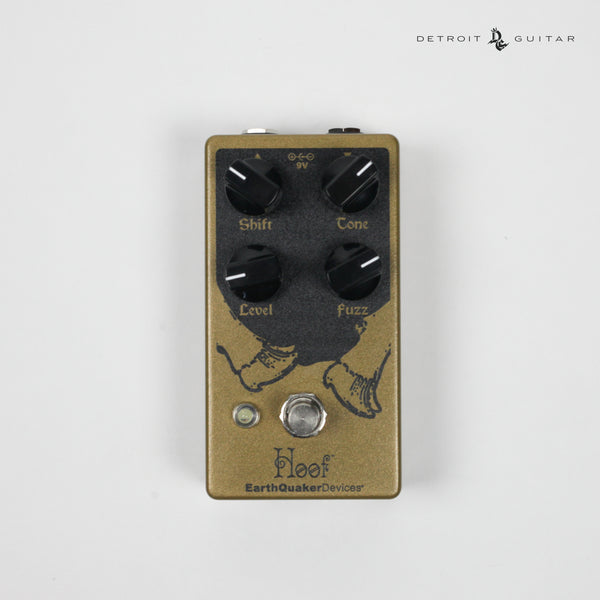 EarthQuaker Devices Hoof V2 Hybrid Fuzz