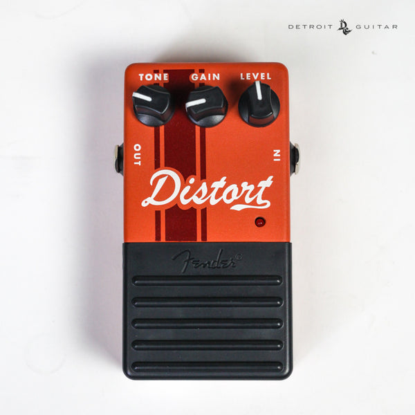 Fender Competition Series Distortion Pedal