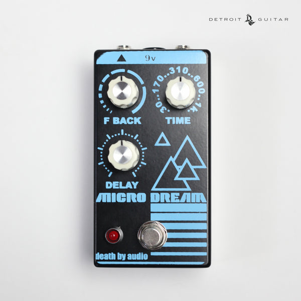 Death By Audio Micro Dream Lo-Fi Delay