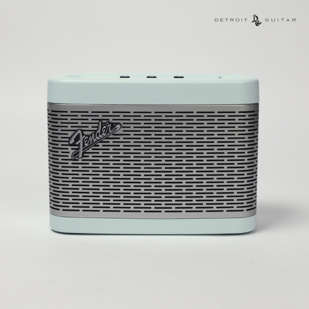 Fender Newport Bluetooth Speaker Sonic Blue