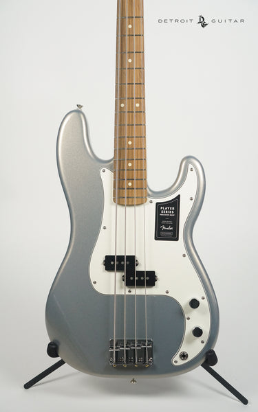 Fender Player Precision Bass Silver