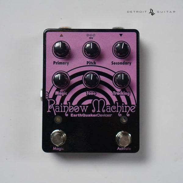 EarthQuaker Devices Rainbow Machine V2 Polyphonic Pitch Mesmerizer