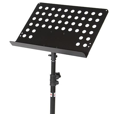 Stageline Music Stand Black