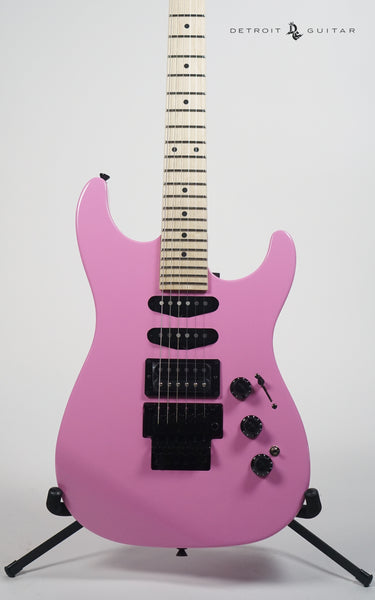 Fender Limited Edition HM Strat Reissue Flash Pink w/ Bag