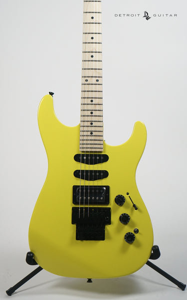 Fender Limited Edition HM Strat Reissue Frozen Yellow w/ Bag
