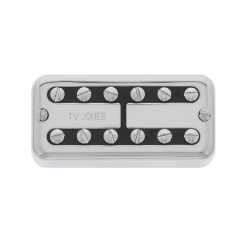 TV Jones TV Classic Universal Mount Chrome Bridge Pickup